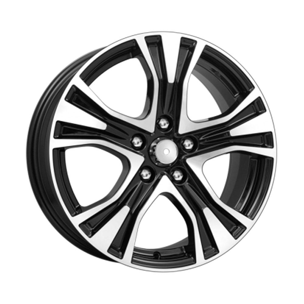Диск литой K&K КС673 (Toyota Camry) 7x17/5*114.3 D60.1 ET45 Silver 63562